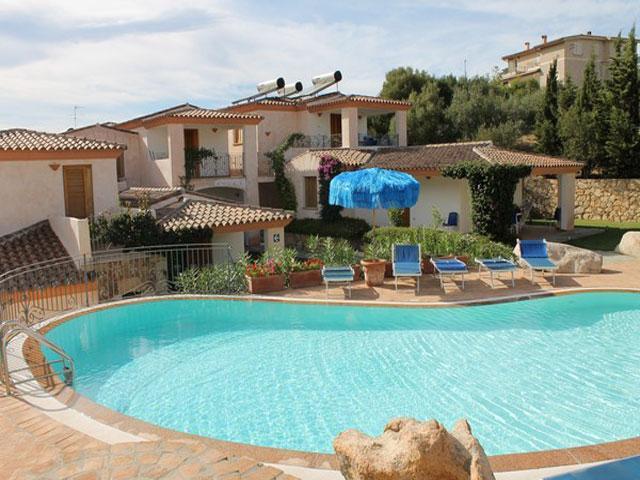 Vakantiepark Sardinie - Le Bouganvillage - Le Vele in Budoni (11)
