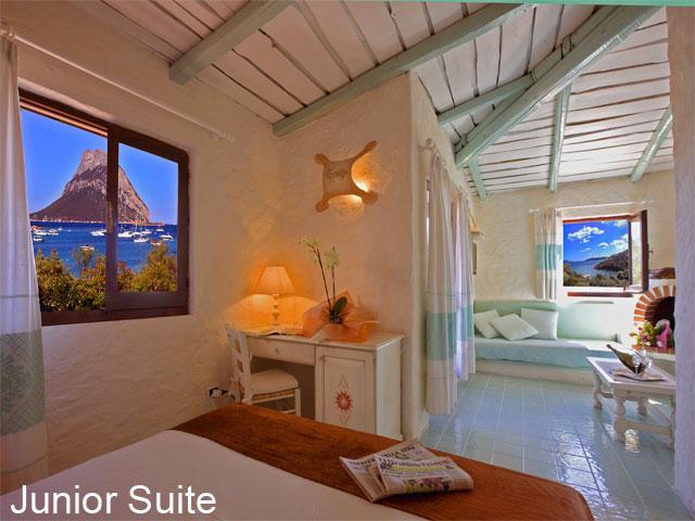 Junior Suite - Hotel Don Diego - Sardinie