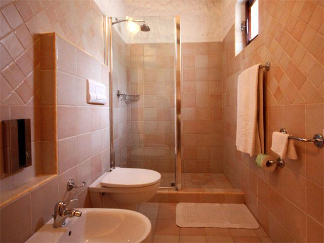 Standaard bakamer - Hotel Don Diego - Sardinie