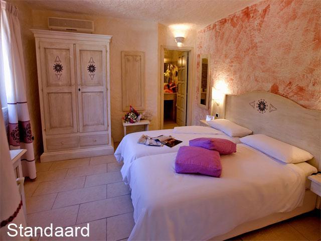 Standaardkamer - Hotel Don Diego - Sardinie (1)