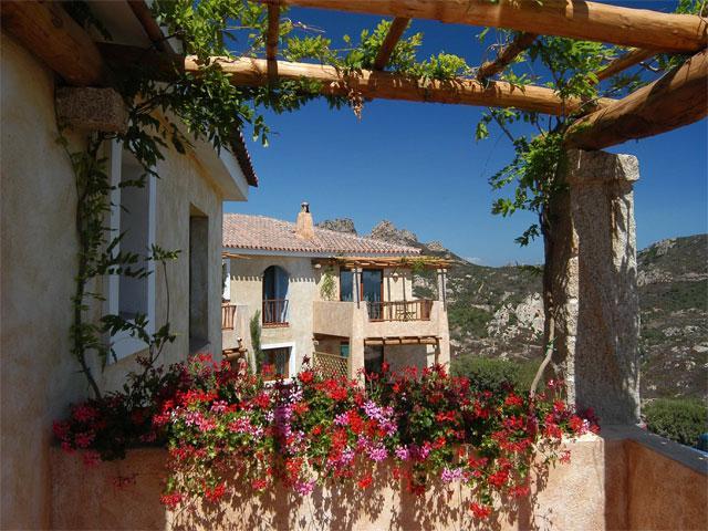 Rocce Sarde - Vakantie appartementen in San Pantaleo