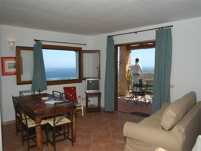 Rustig gelegen appartementen in Sardinie met zeezicht - Rocce Sarde