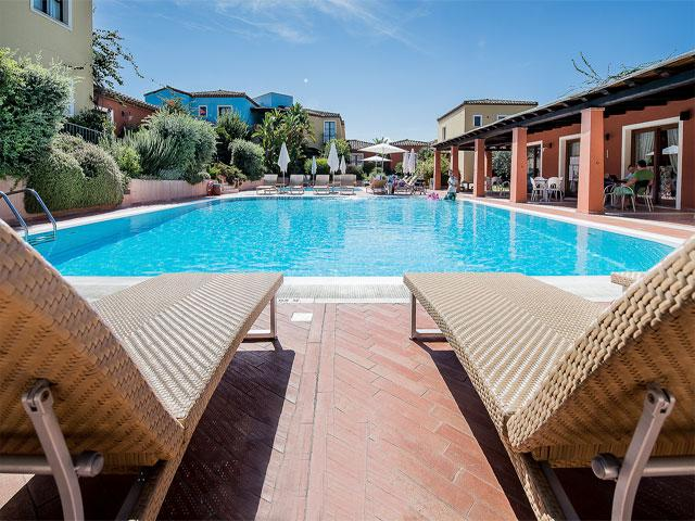 Zwembad - Residence Borgo degli Ulivi - Arbatax - Sardinië