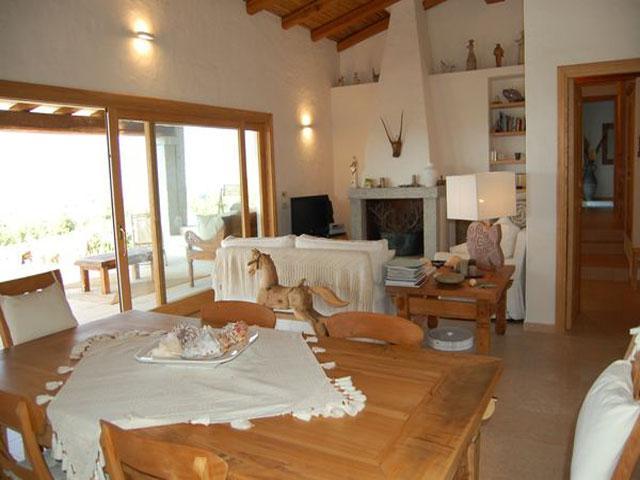 Vakantiehuis met zwembad Sardinie - Villa Silvaredda in Baja Sardinia (9)