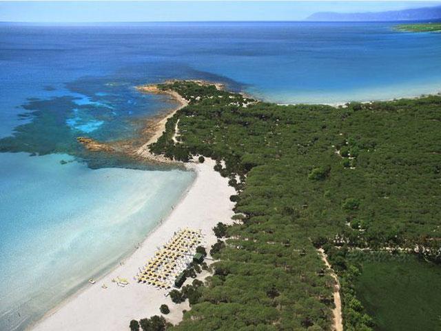 Vakantieappartementen in Orosei - Sardinie (1)