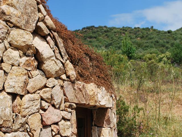 Sardinie - Overnachten in een herdershut