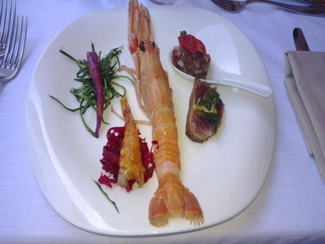 Dineren - landelijk hotel - Is Benas