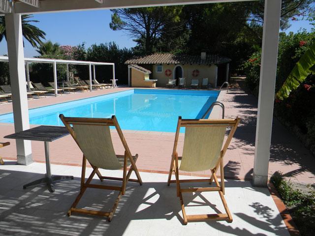 Zwembad - Country Hotel - Sardinie