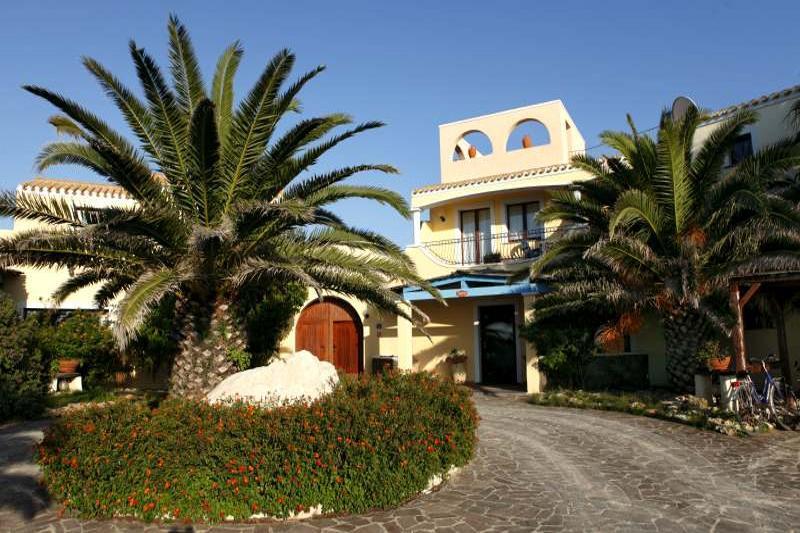 Vakantie zuid Sardinie - Hotel in Calasetta - Hotel Luci del Faro