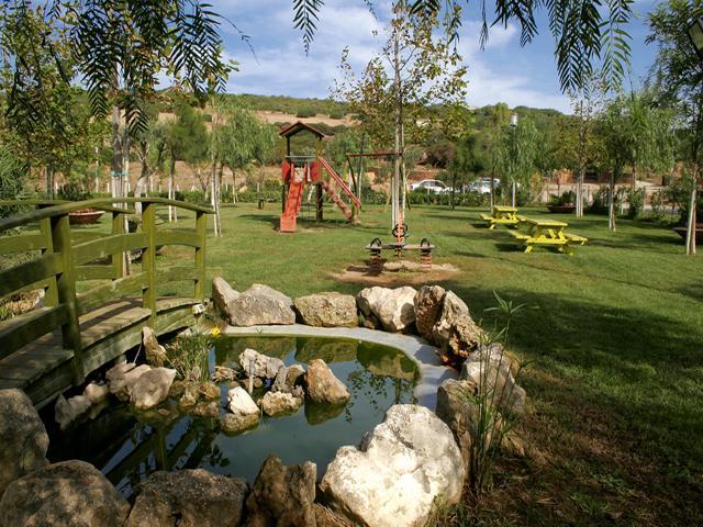 Park - Podere Monte Sixeri - Alghero - Sardinië