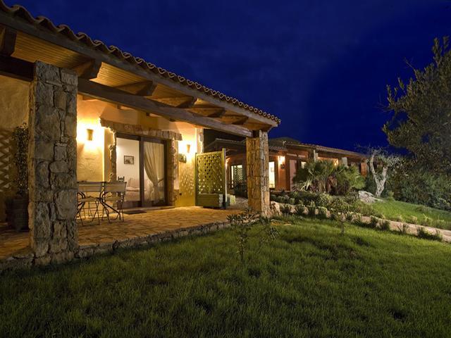Bilo appartement nacht - - Podere Monte Sixeri - Alghero - Sardinië