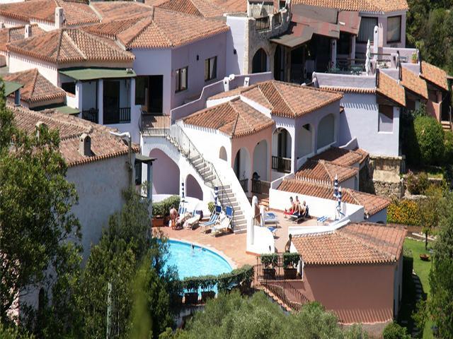 Hotel Li Graniti - Baja Sardinia - Sardinie