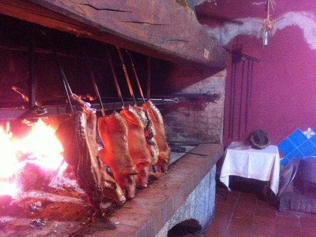 Sardische gerechten - Hotel Su Lithu - Bitti - Sardinië
