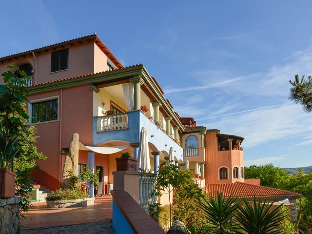 Hotel Su Lithu - Hotel Sardinie met zwembad in Bitti (1)
