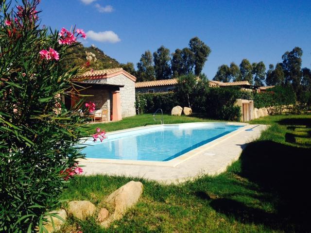 vakantiehuis sardinie met zwembad - villa san pietro - sardinie