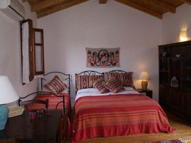 Kamer Begonia - Agriturismo L'Aglientu - Sardinië