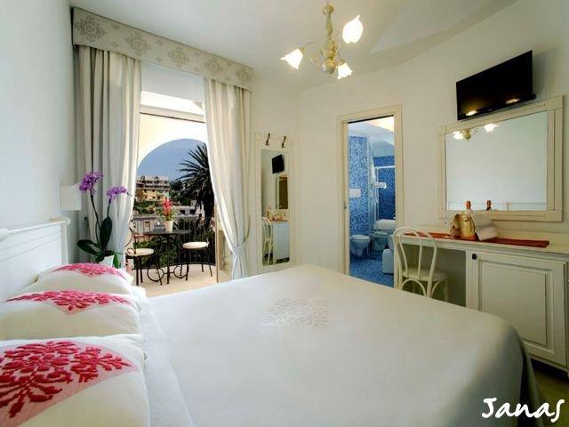 Hotel Mannois - Orosei - Sardinie