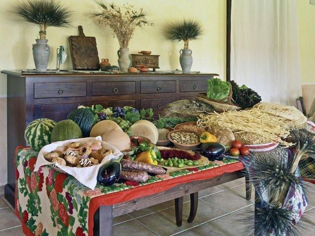 Produkten van eigen land - Agriturismo Su Massaiu