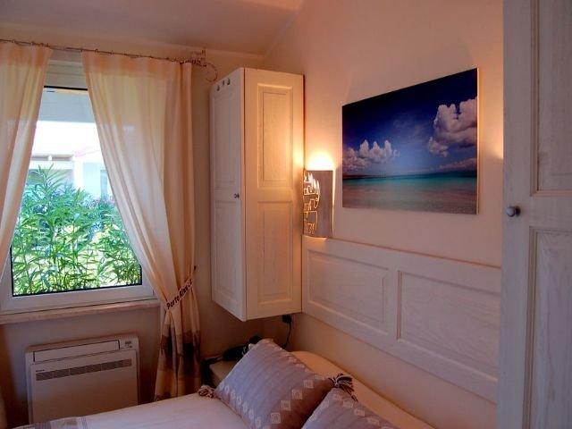 sfeervolle hotelkamers van het budoni beach hotel