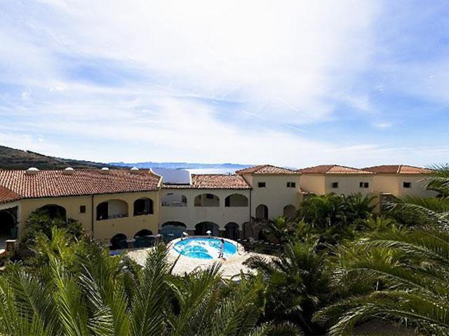 4-sterren hotel relax Torreruja - Isola Rossa - Sardinie