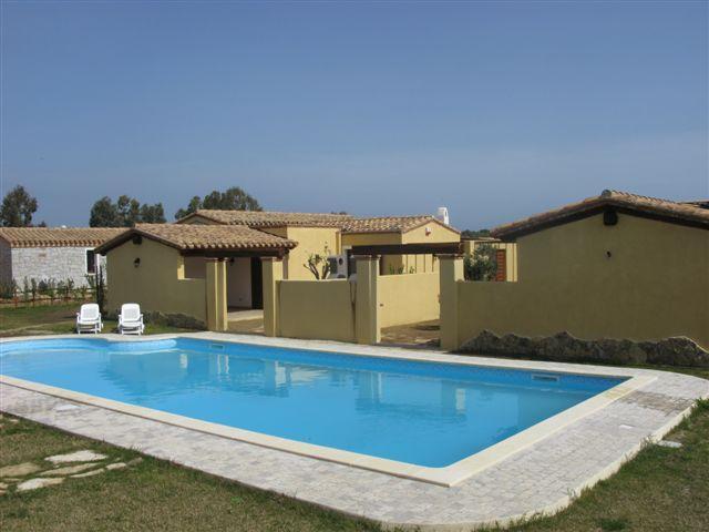 Vakantiehuis met zwembad - Costa Rei - Sardinie (4)