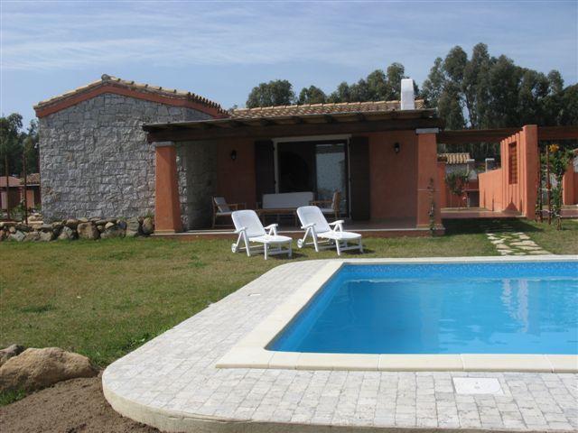 Ville San Pietro met zwembad - Costa Rei - Sardinie (1)