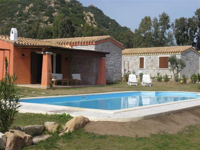 Ville San Pietro met zwembad - Costa Rei - Sardinie (3)