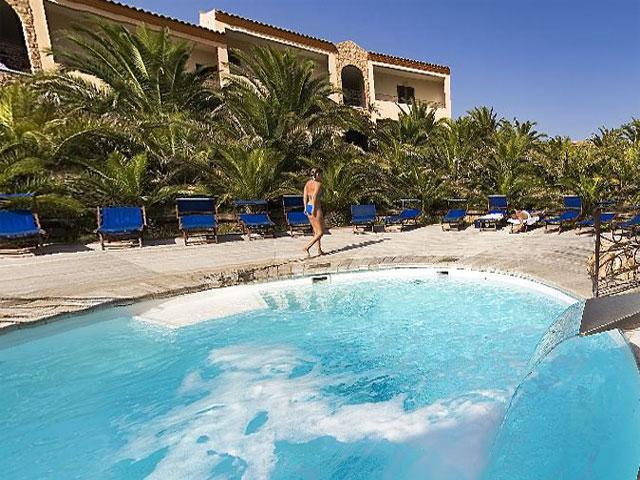 Thalasso & Wellness - Hotel Torreruja - Isola Rossa - Sardinie